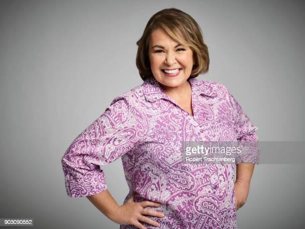 ROSEANNE ABC's 'Roseanne' stars Roseanne Barr as Roseanne Conner