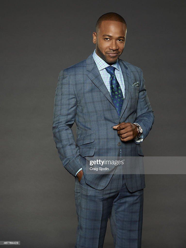 SCANDAL - ABC's 'Scandal' stars Columbus Short as Harrison Wright.