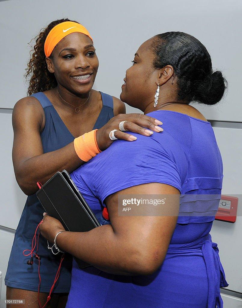 FRANCE-TENNIS-OPEN-WOMEN : News Photo