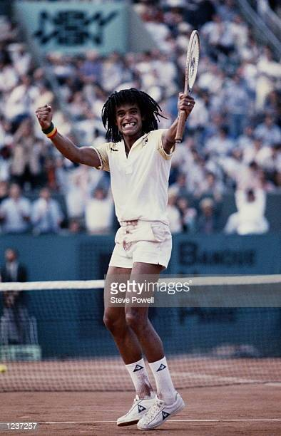 S SINGLES TITLE AT THE 1983 FRENCH OPEN GRAND SLAM.