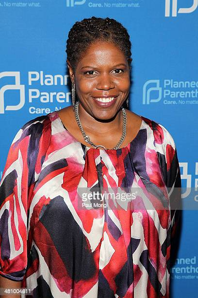 BET's Sonya Lockett attends the Planned Parenthood Federation Of America's 2014 Gala Awards Dinner at the Marriott Wardman Park Hotel on March 27...