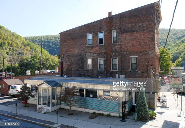 JT's Steak and Ale House shadows the Sunrise Diner on Hazard Square in Jim Thorpe Pennsylvania Noel Behan a local restaurateur has offered the former...