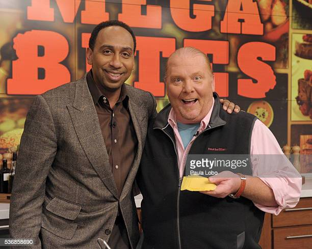 THE CHEW ESPN's Stephen A Smith appears on THE CHEW Friday June 3 2016 THE CHEW airs MONDAY FRIDAY on the ABC Television Network BATALI