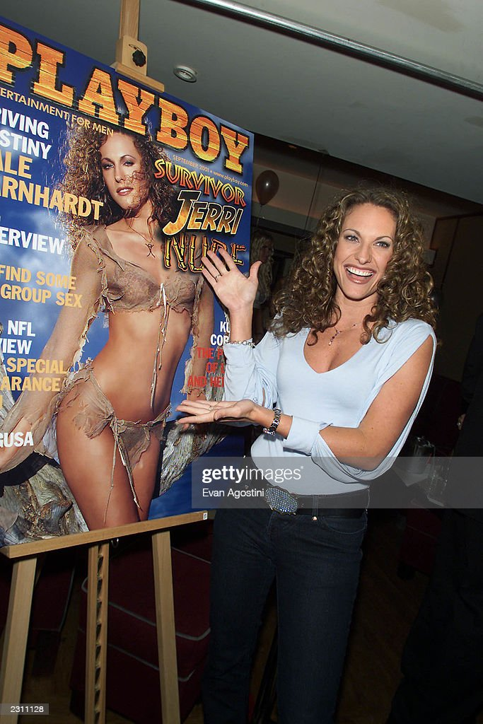 Jerri manthey naked pictures — photo 7