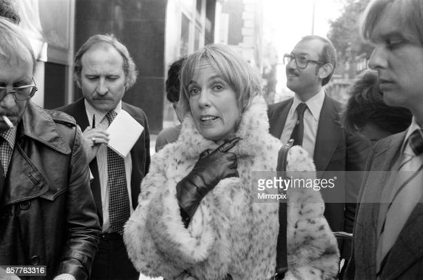 S 'That's Life ' television presenter Esther Rantzen, is granted unconditional bail at Horseferry Road Magistrates Court. She pleaded not guilty to...