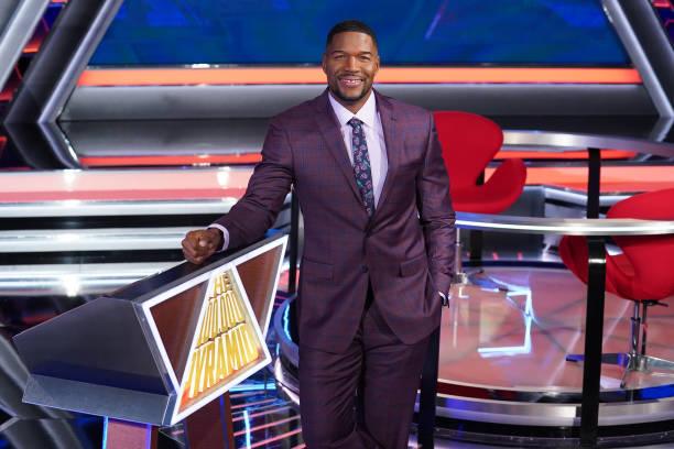 """NY: ABC's """"The $100,000 Pyramid"""" - Season Five"""