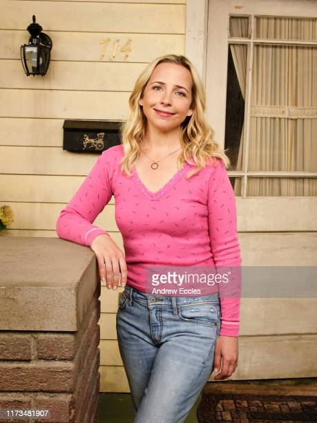 THE CONNERS ABC's The Conners stars Lecy Goranson as Becky ConnerHealy