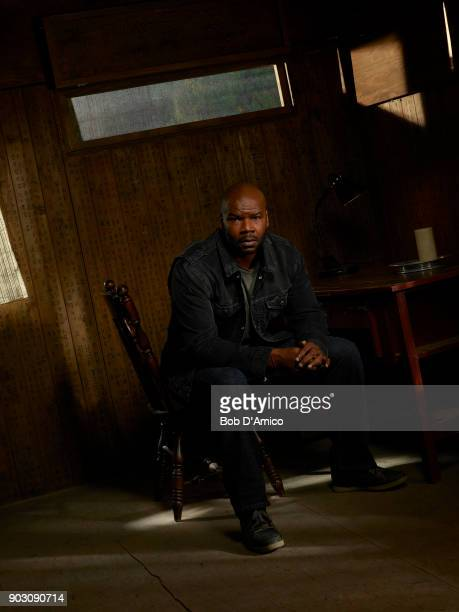 THE CROSSING ABC's 'The Crossing' stars Marcuis Harris as Caleb
