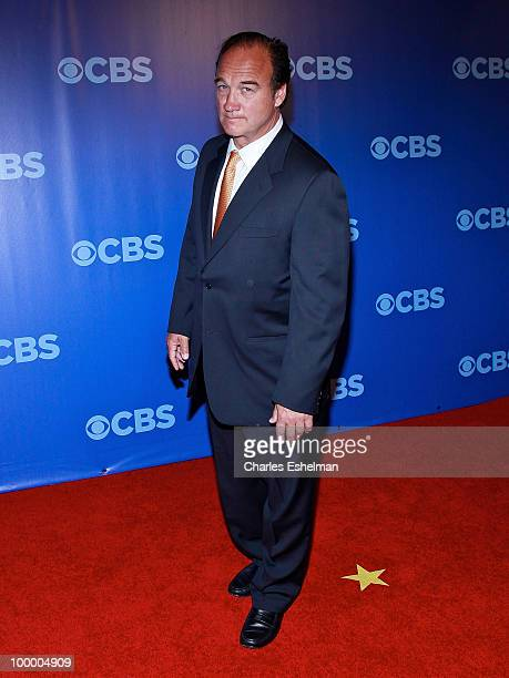 CBS's The Defenders actor Jim Belushi attends the 2010 CBS UpFront at Damrosch Park Lincoln Center on May 19 2010 in New York City