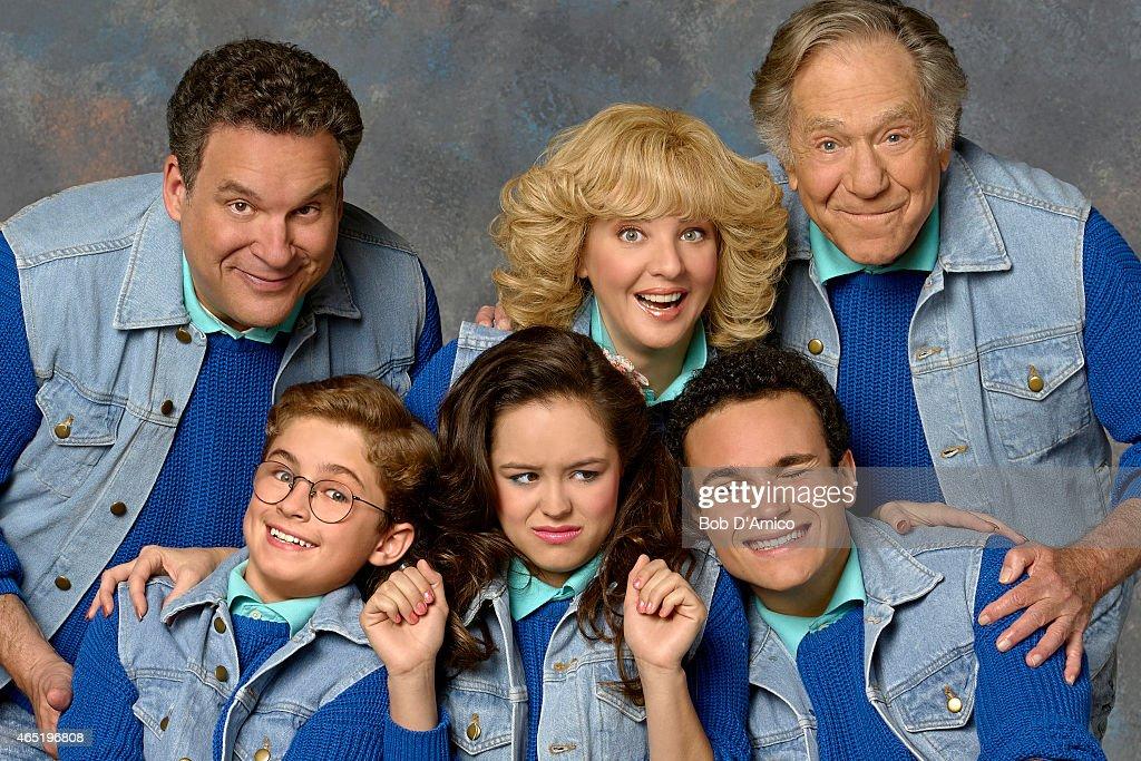 ABC's 'The Goldbergs' - Season Two : Nachrichtenfoto