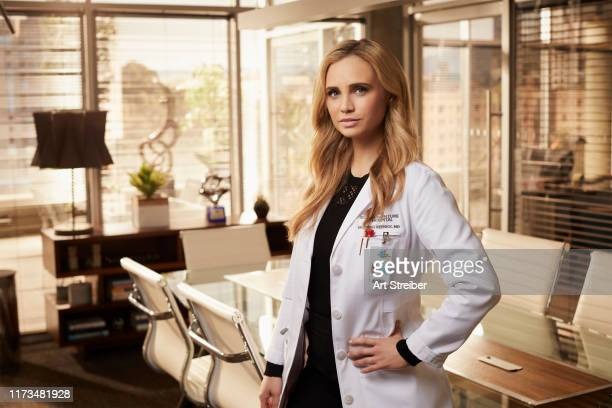 DOCTOR ABC's The Good Doctor stars Fiona Gubelmann as Dr Morgan Reznick
