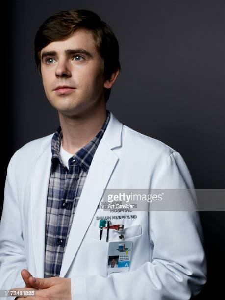 DOCTOR ABC's The Good Doctor stars Freddie Highmore as Dr Shaun Murphy