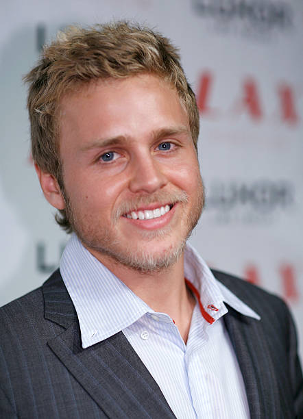 MTVs The Hills Cast Member Spencer Pratt Arrives At Heidi Montags 21st Birthday Party