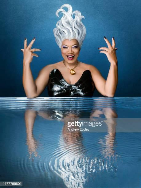"S ""The Little Mermaid Live!"" stars Queen Latifah as Ursula."