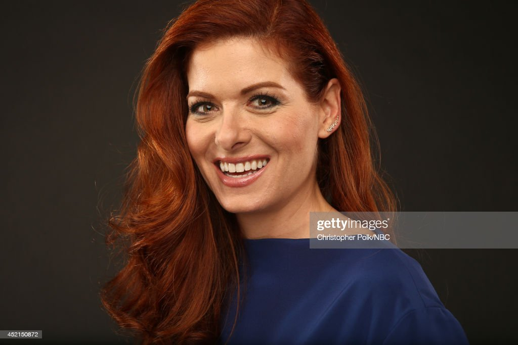NBC's 'The Mysteries of Laura' actress Debra Messing poses for a portrait during the NBCUniversal Press Tour at the Beverly Hilton on July 13, 2014 in Beverly Hills, California.(Photo by Christopher Polk/NBCU Photo Bank via Getty Images) NUP_164677_1257.JPG