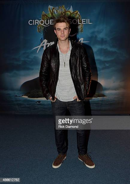 "S ""The Originals"" cast member Nathaniel Buzolic attends Amaluna opening night at the Big Top at Atlantic Station on October 3, 2014 in Atlanta,..."
