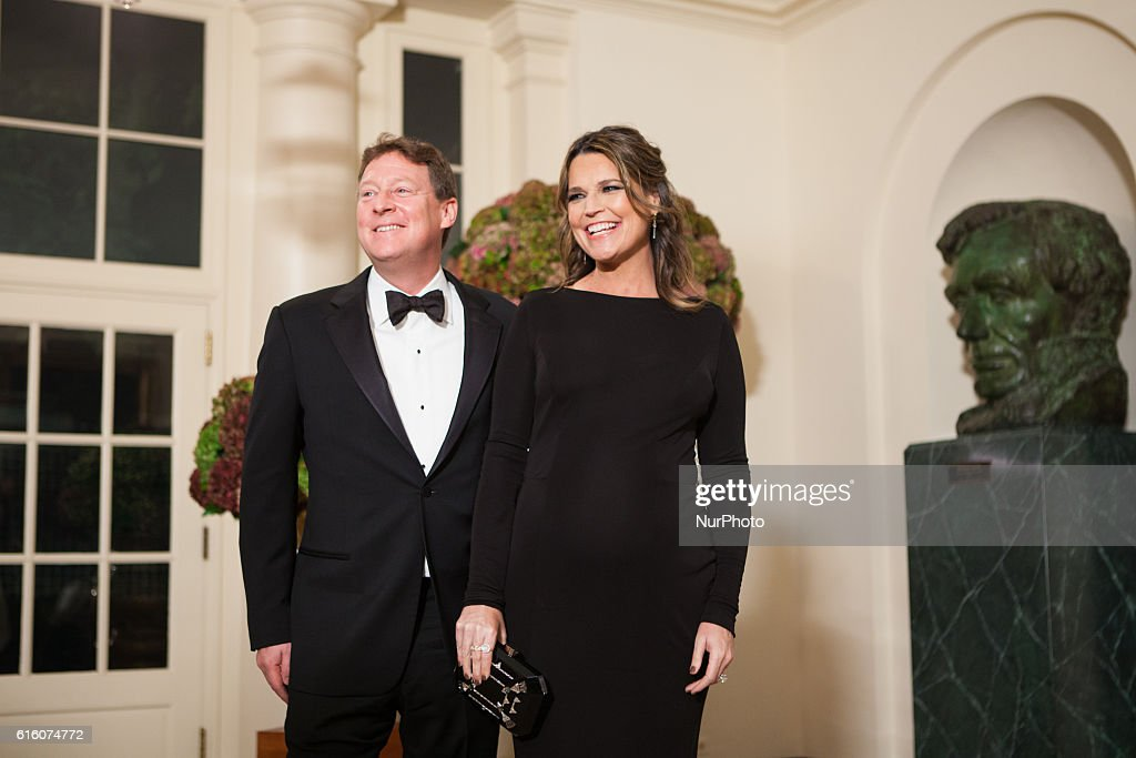 Italy State Dinner Guests Arrivals : News Photo