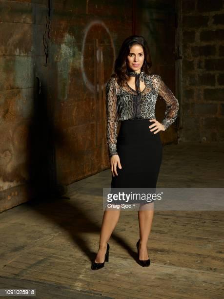 CAVALIER ABC's 'Whiskey Cavalier' stars Ana Ortiz as Susan Sampson