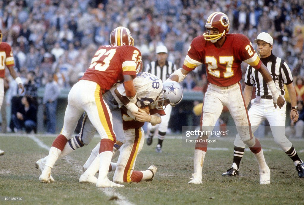Dallas Cowboys v Washington Redskins : News Photo