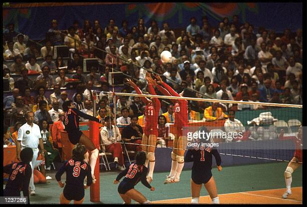 TODAY's WOMEN's VOLLEYBALL