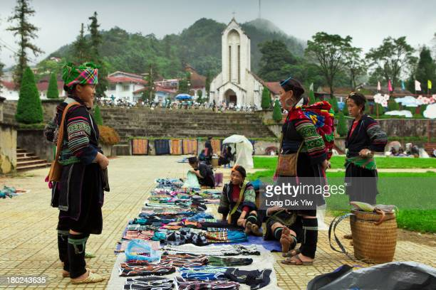 Sa Pa, or Sapa, is a frontier town and capital of Sa Pa District in the Lao Cai province in northwest Vietnam. It is one of the main market towns in...