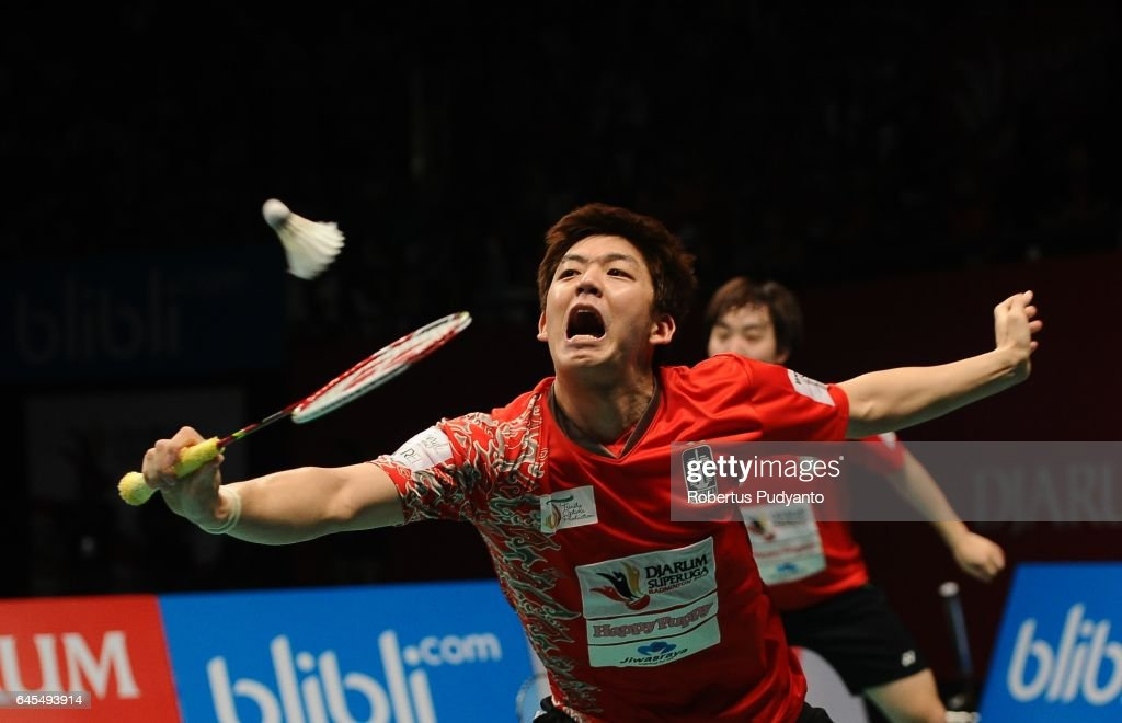 Djarum Superliga Badminton 2017 : News Photo