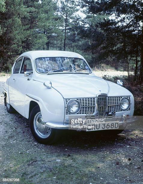 Saab 96, 2000.