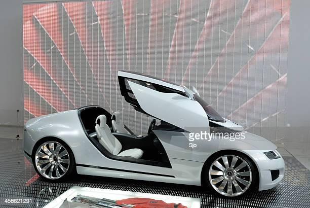 Saab Aero X conceptcar