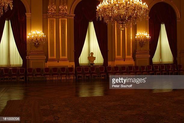 Saal Königspalast Brüssel/Belgien Europa Königshaus Palast Reise