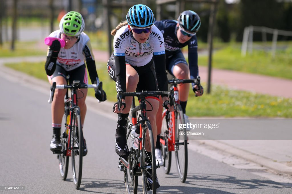 8th Dwars door Vlaanderen 2019 - Women Elite : News Photo