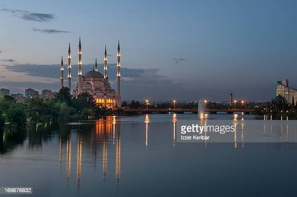 Sabanci Central Mosque in Adana