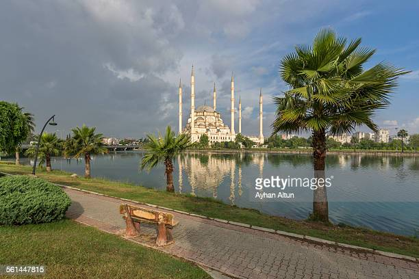 Sabanci Central Mosque in Adana,Turkey