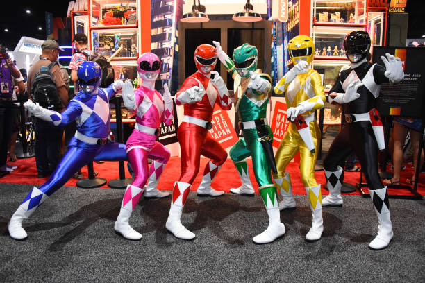 Saban's Power Rangers At San Diego Comic-Con 2017