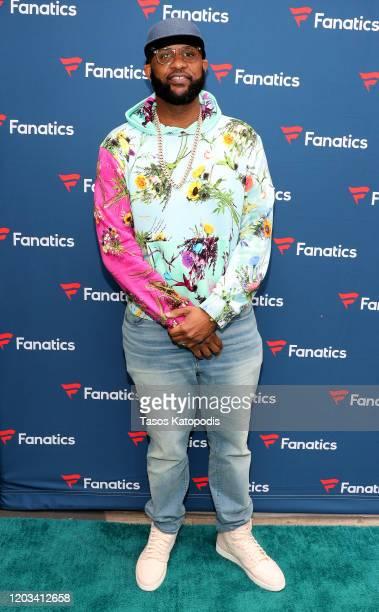 Sabathia attends Michael Rubin's Fanatics Super Bowl Party at Loews Miami Beach Hotel on February 01, 2020 in Miami Beach, Florida.