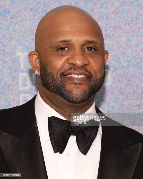 Sabathia attends the 2018 Diamond Ball at Cipriani Wall Street on September 13 2018 in New York City