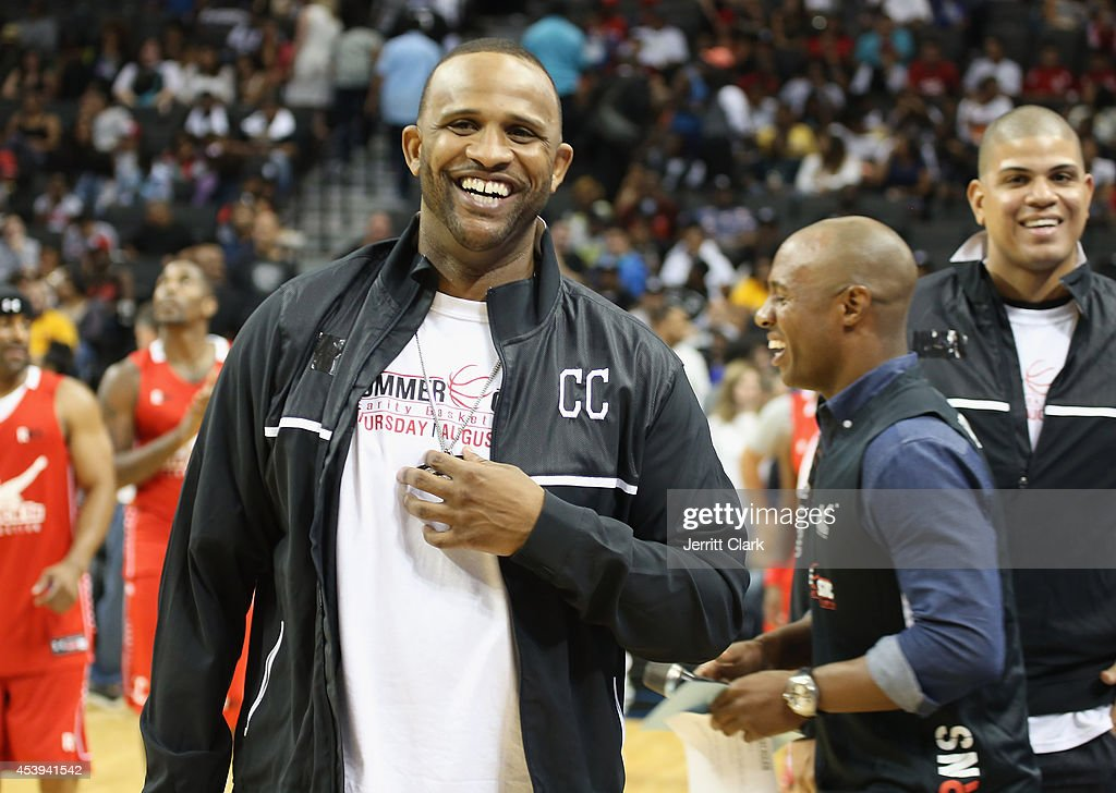 2014 Summer Classic Charity Basketball Game : News Photo