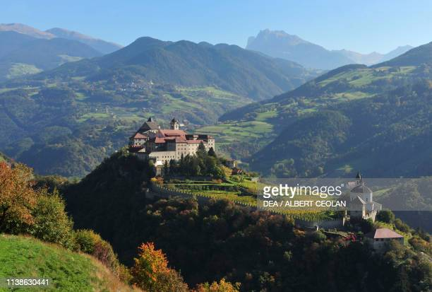 Saben Abbey Klausen, Eisack valley, Trentino-Alto Adige, Italy, 17th century.