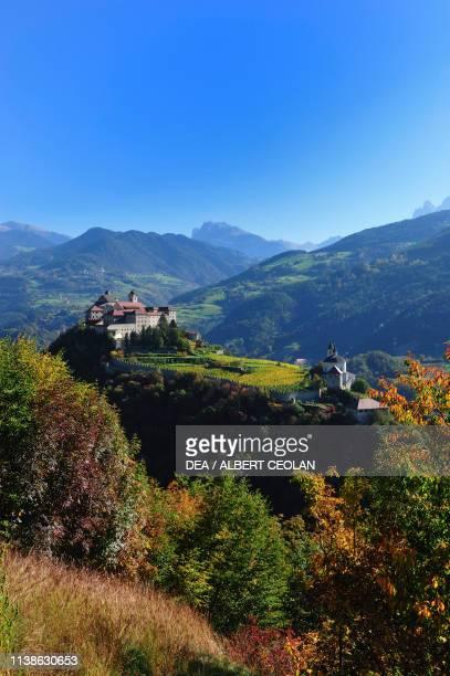 Saben Abbey, Klausen, Eisack Valley, Trentino-Alto Adige, Italy, 17th century.