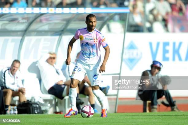 Saber KHALIFA Evian Thonon / Paris Saint Germain 6e journee Ligue 1