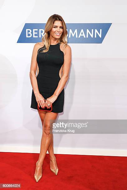 Sabia Boulahrouz attends the Bertelsmann Summer Party at Bertelsmann Repraesentanz on September 8 2016 in Berlin Germany