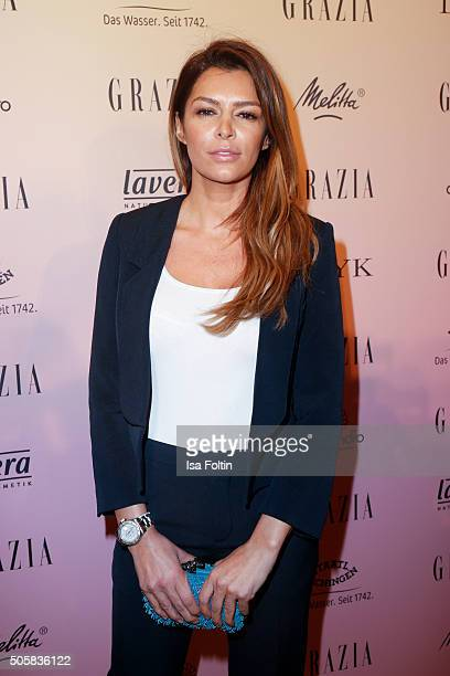 Sabia boulahrouz pictures and photos getty images sabia boulahrouz attends the grazia pop up breakfast on january 20 2016 in berlin germany thecheapjerseys Choice Image