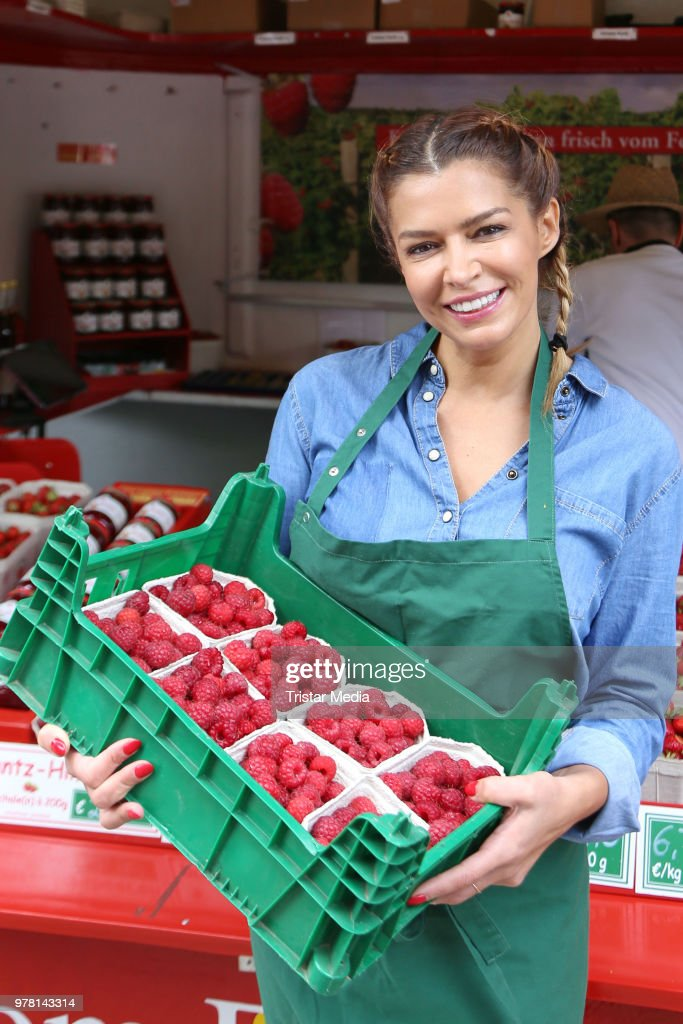 Strawberry And Raspberry Charity Sale
