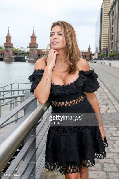 Global gladiators stock photos and pictures getty images sabia boulahrouz during the global gladiators photo call on august 20 2018 in berlin thecheapjerseys Choice Image