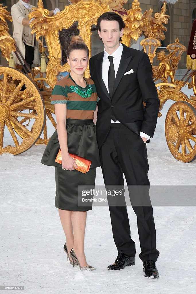 Ludwig II - Germany Photocall