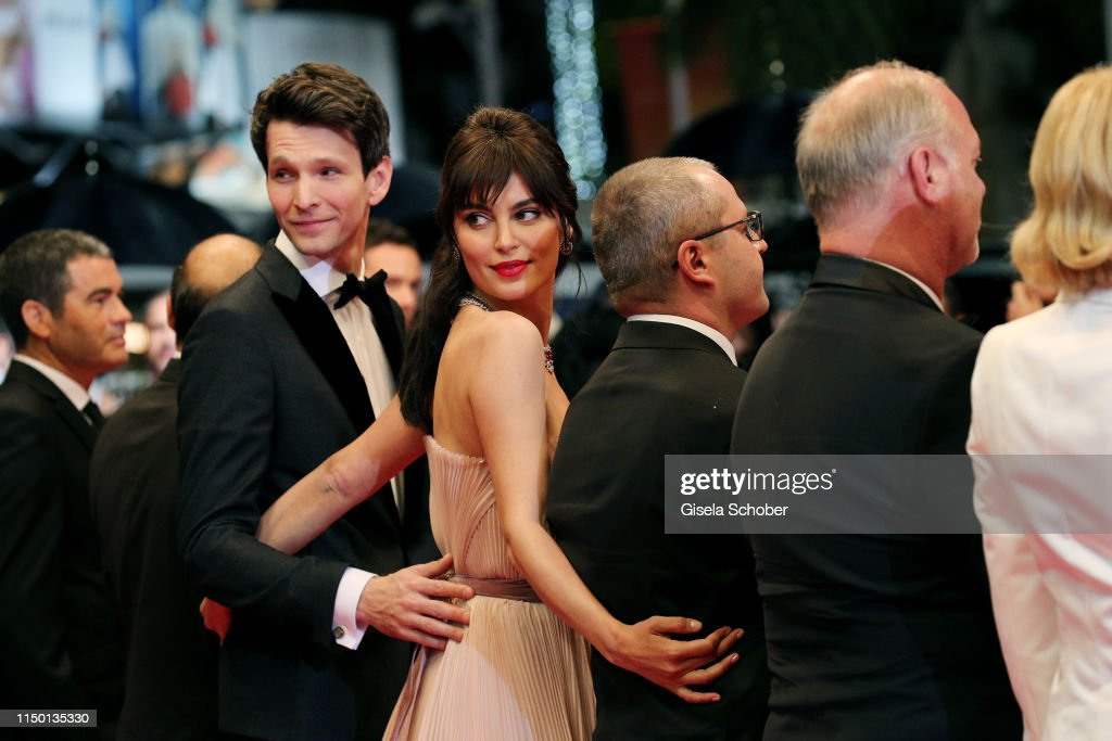 "FRA: ""The Whistlers (La Gomera/ Les Siffleurs)"" Red Carpet - The 72nd Annual Cannes Film Festival"