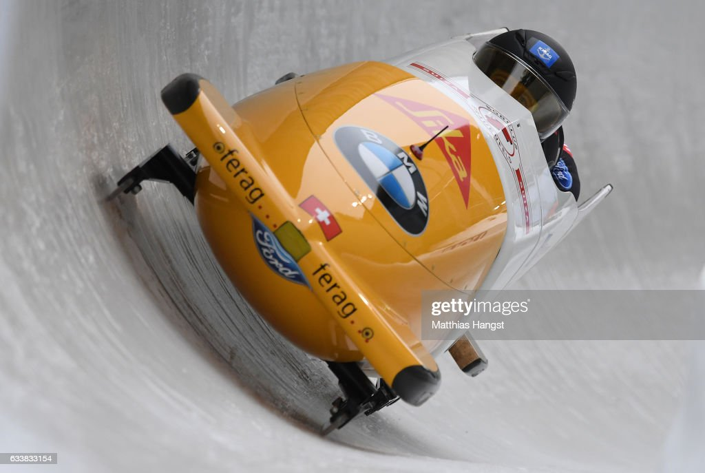 BMW IBSF World Cup Innsbruck - Day 2