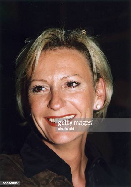 Sabine Christiansen * Journalistin Moderatorin Produzentin D Porträt