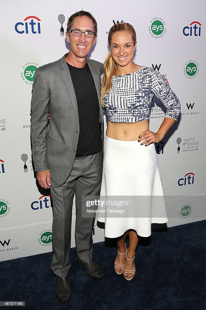 Sabine Lisicki attends the Taste Of Tennis Miami Presented By Citi at W South Beach on March 23, 2015 in Miami Beach, Florida.