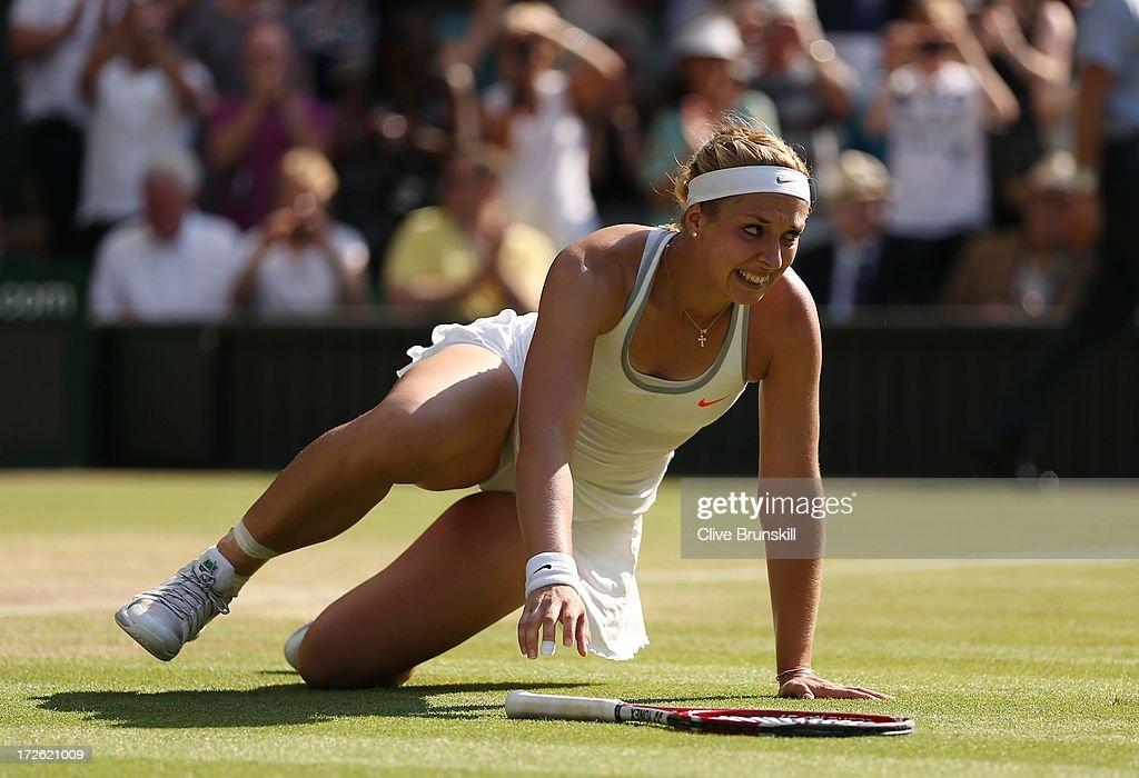 The Championships - Wimbledon 2013: Day Ten : News Photo