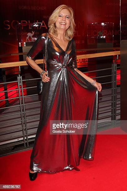 Sabine Postel arrives at the Bambi Awards 2014 on November 13 2014 in Berlin Germany
